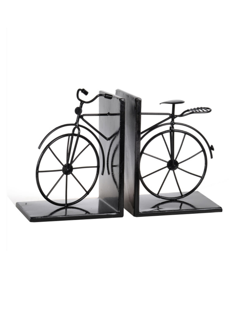 Bicycle Book Ends - Set of 2