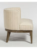 Carson Occasional Chair - Wheat Field & Driftwood