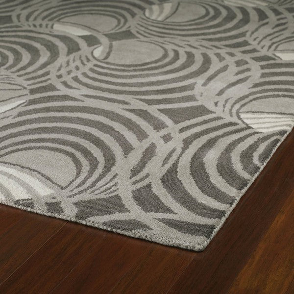 Astrological Area Rug - Graphite 04-68