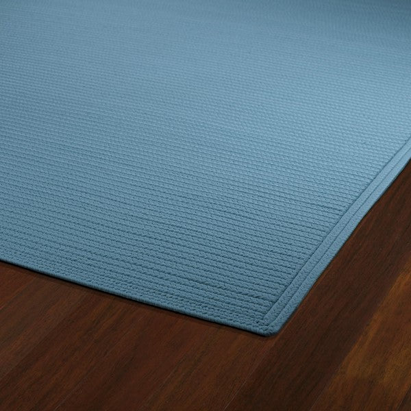 Beach Area Rug - Teal