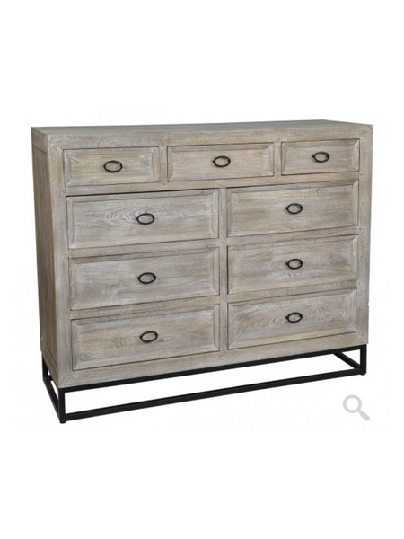 Artisan 9 Drawer Dresser