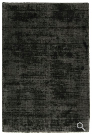 Berlin Distressed Area Rug - Charcoal