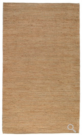 Soumak Jute Area Rug - Natural