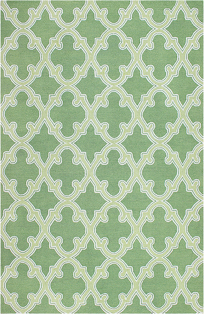 Bel Air Area Rug - Green