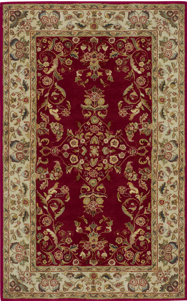 Ashe Area Rug - Red