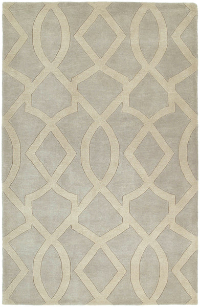 Astrological Area Rug -  Graphite 03-68