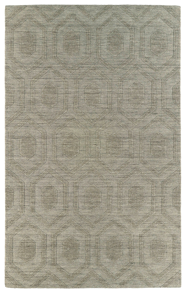 Impressions Modern Area Rug - Light Brown 01-82
