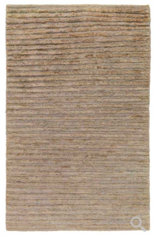 Soumak Sheared Area Rug - Natural