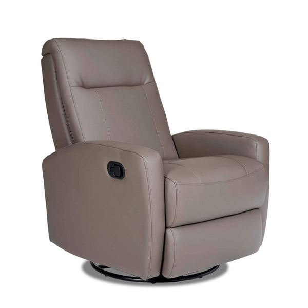 Standish Swivel Glider Recliner - Grey