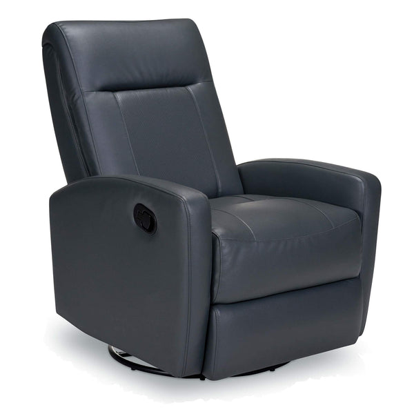 Standish Swivel Glider Recliner - Slate