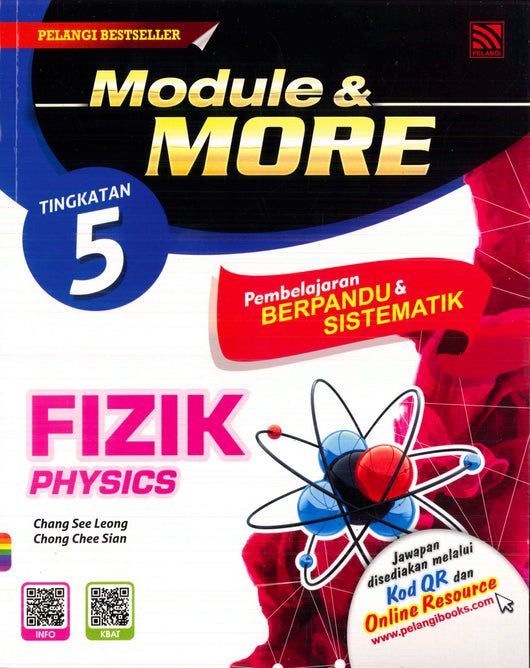 Module & More (Fizik/ Physics) Tingkatan 5