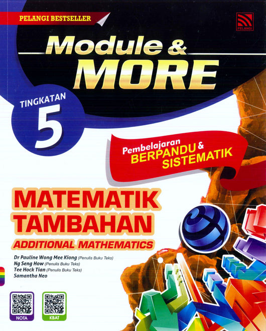Module & More (Matematik Tambahan/ Additional Mathematics) Tingkatan 5