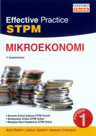 Effective Practice STPM (Mikroekonomi) Penggal 1