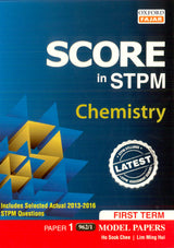 Score in STPM Model Papers (Chemistry - Paper 1) First Term