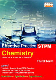 Effective Practice STPM (Chemistry) Third Term