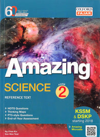 Amazing (Science) Form 2