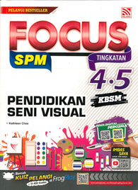 Focus SPM (Pendidikan Seni Visual)