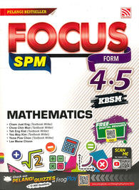 Focus SPM (Mathematics)