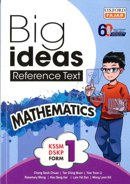 Big Ideas Reference Text (Mathematics) Form 1