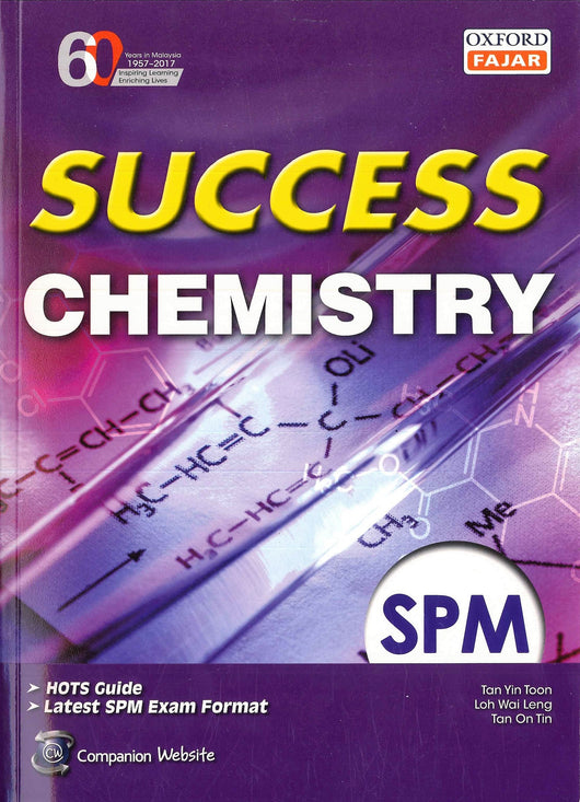 Success SPM (Chemistry)