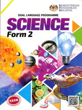 Textbook (Science) Form 2