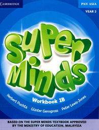 Super Minds (Workbook 1B) Year 2