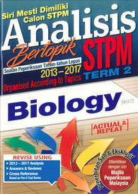 Analisis Bertopik STPM (Biology) Term 2