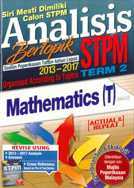Analisis Bertopik STPM (Mathematics (T)) Term 2