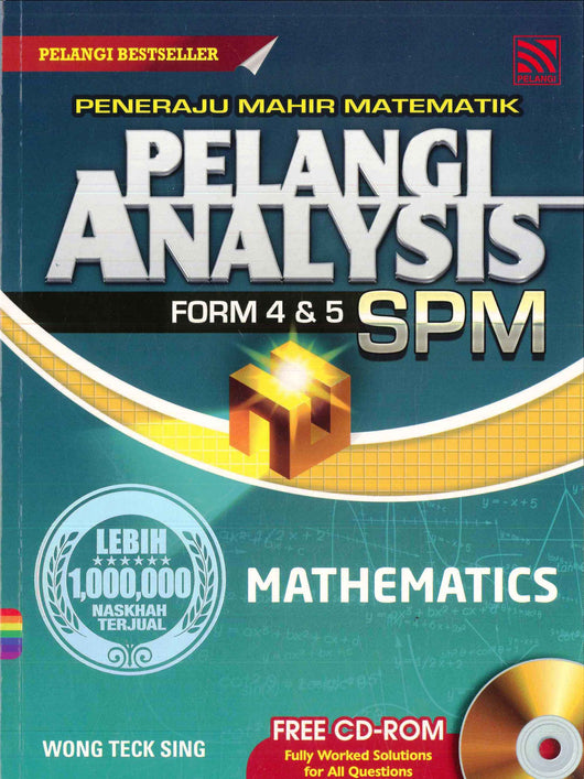 Pelangi Analysis SPM (Mathematics)