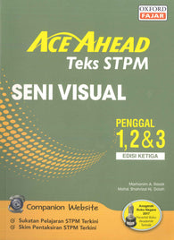 Ace Ahead Teks STPM (Seni Visual) Penggal 1, 2 & 3