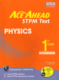 Ace Ahead STPM Text (Physics) 1st Term