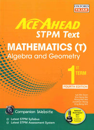 Ace Ahead STPM Text (Mathematics T - Algebra and Geometry) First Term