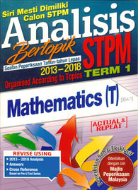 Analisis Bertopik STPM (Mathematics (T)) Term 1