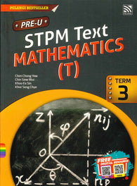 Pre-U STPM Text (Mathematics (T)) Term 3
