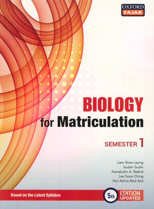 Matriculation (Biology) Semester 1