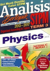 Analisis Bertopik STPM (Physics) Term 3