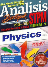 Analisis Bertopik STPM (Physics) Term 1
