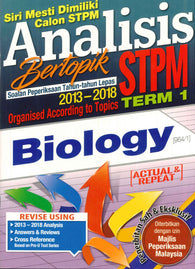 Analisis Bertopik STPM (Biology) Term 1
