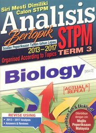 Analisis Bertopik STPM (Biology) Term 3