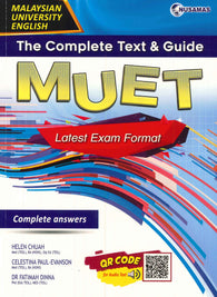 The Complete Text & Guide (MUET)
