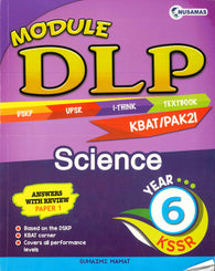 Module DLP (Science) Year 6