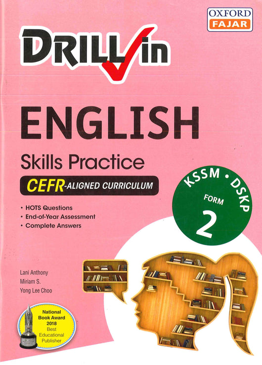 Drill In (English) Form 2