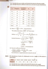 Effective Practive For Matriculation (Mathematics) Semester 2