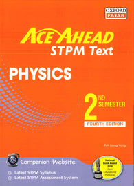 Ace Ahead SPTM Text (Physics) 2nd Semester