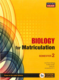 (Biology For Matriculation) Semester 2