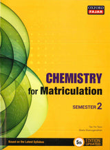 (Chemistry For Matriculation) Semester 2