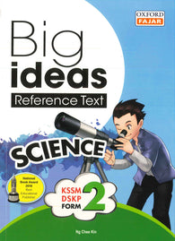 Big Ideas Reference Text (Science) Form 2
