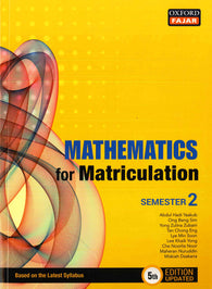 (Mathematics For Matriculation) Semester 2
