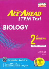 Ace Ahead STPM Text (Biology) 2ND Semester