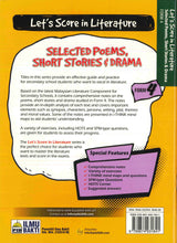 Let's Score In Literature (Selected Poems, Short Stories & Drama) Form 4